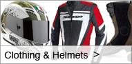 Clothing & Helmets